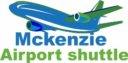 McKenzie Airport Riders Shuttle Bus